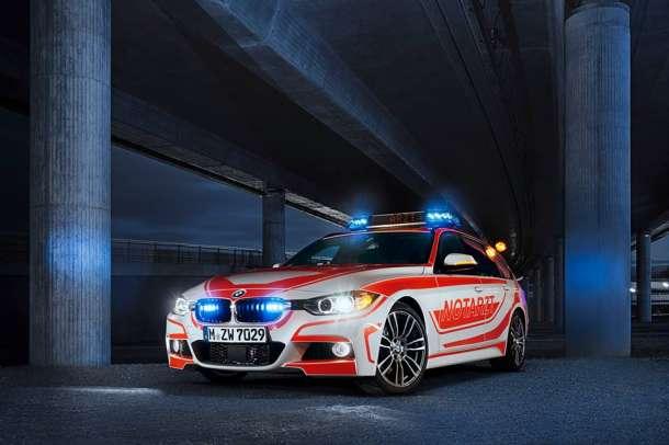 BMW na RETTmobil 2013. izložbi namenskih vozila