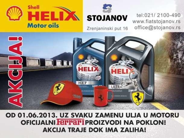 Uz zamenu ulja u auto-kući Stojanov originalni Ferrari poklon!
