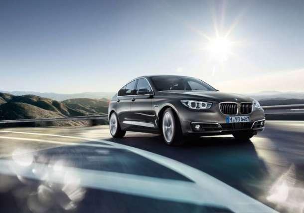 Novi BMW serije 5 Gran Turismo