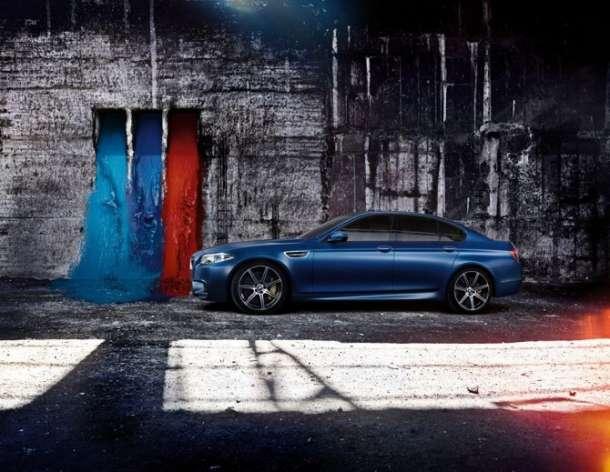 Novi BMW M5!