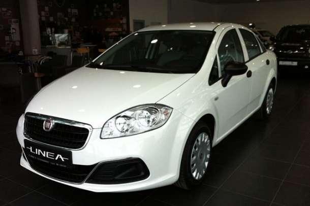 Nova Fiat Linea
