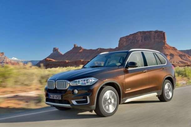 Nova generacija BMW X5!