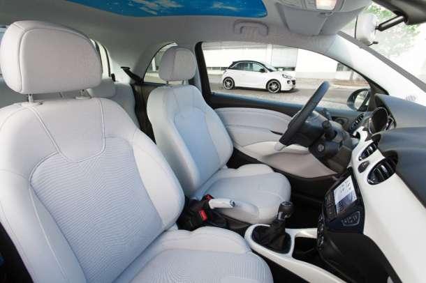 Opel ADAM osvojio nagradu za najbolje dizajniranu unutrašnjost