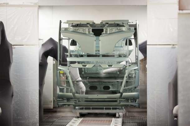 Volvo FH - Kako se pravi veoma moderan kamion