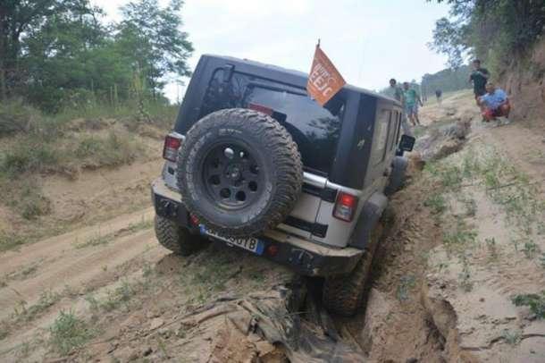 Jeep klub Srbija u JEEP Camp-u na Balatonu
