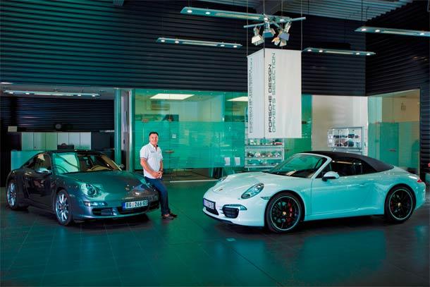 Porsche slavi pet decenija postojanja legendarnog modela 911