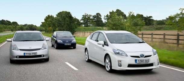 U svetu je prodato 3 miliona Toyota Priusa