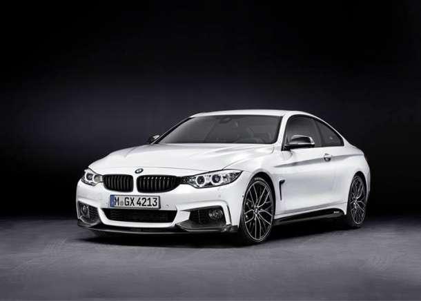 BMW M Performance dodaci za BMW serije 4