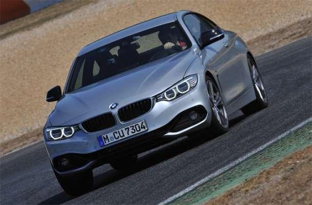 BMW 435i na novinarskoj test vožnji