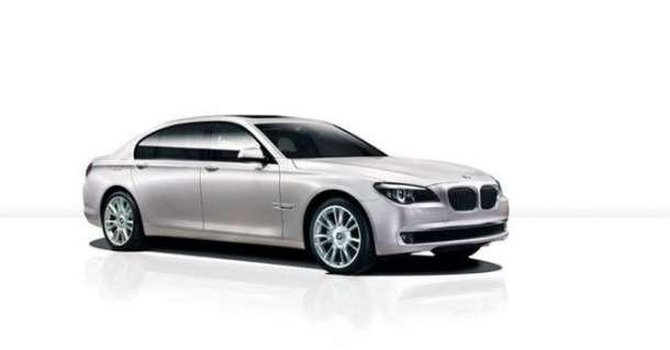BMW Individual serija 7 u impresivnom izdanju