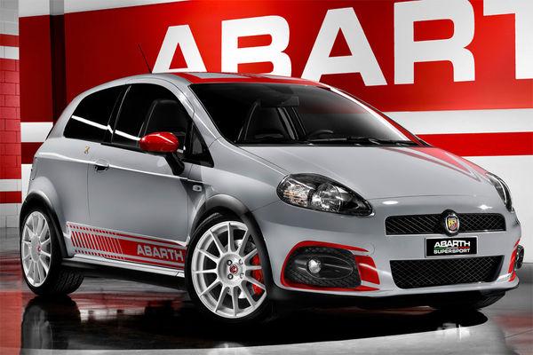 Novi Fiat Punto Sport
