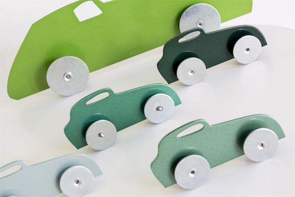 Predviđanje BASF-ovih dizajnera se ostvaruje u aktuelnoj paleti automobilskih boja