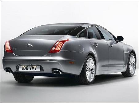 Britanski ''Jaguar'' povlači vozila iz Kine