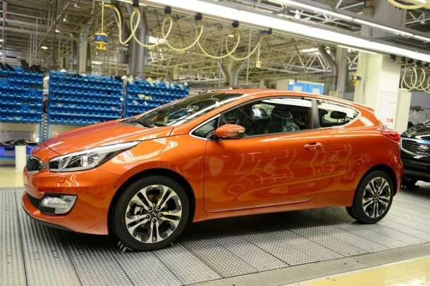 U Kia fabrici u Žilini za šest meseci proizveli 158.900 vozila
