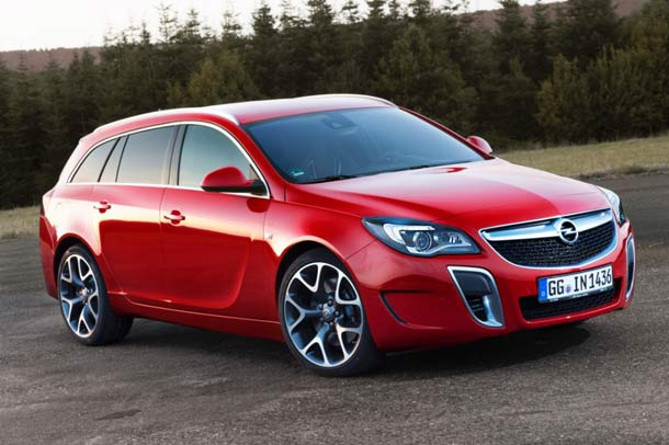 Nova Opel Insignia OPC sa 325 KS!