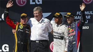 VN Mađarske: Pet vozača sa Renault motorima među najbržih deset