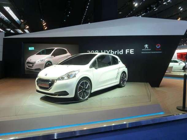 Peugeot 208 HYbrid FE prevazišao očekivanja
