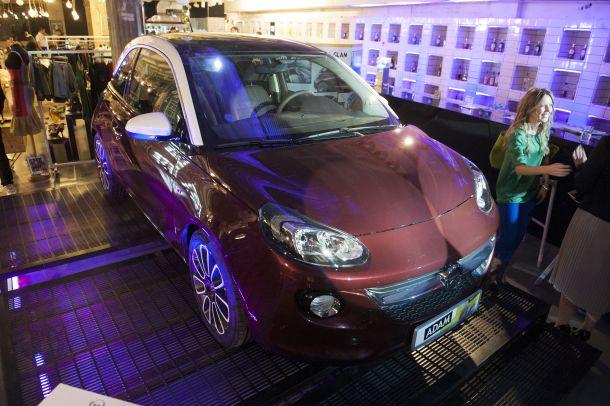 Opel Adam predstavljen u Beogradu