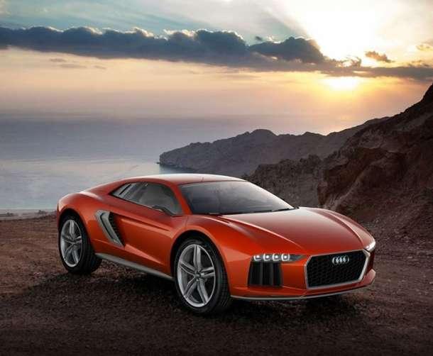 Audi Nanuk Quattro Koncept