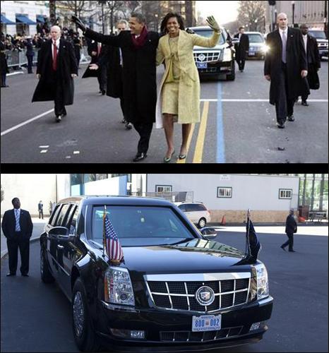 U čemu se voze predsednici širom sveta