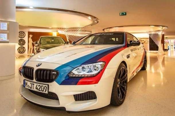 BMW M6 Gran Coupe Safety Car u MotoGP sezoni 2013