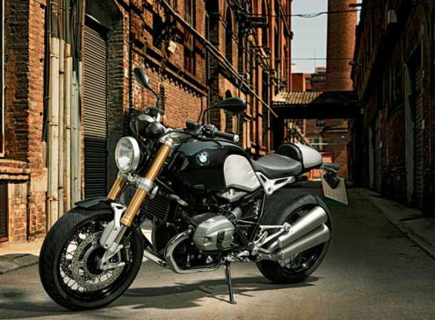 BMW retro racer – R nineT model