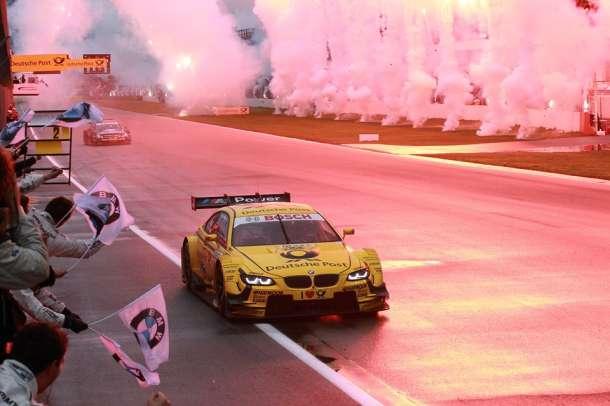 BMW ponovo DTM šampion u klasi proizvođača!
