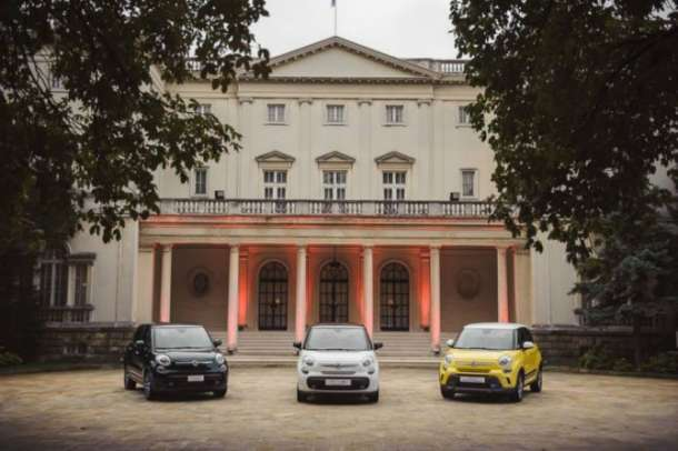 Prvi rođendan Fiat 500L modela