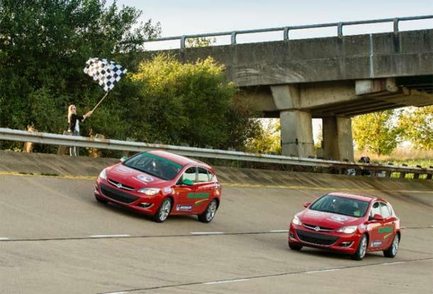 Opel Astra najbrži automobil na dizel pogon u serijskoj proizvodnji na svetu