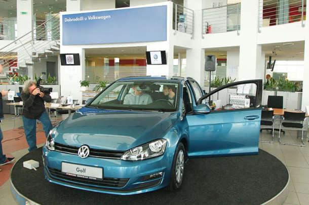 Potpisan ugovor o saradnji između Volkswagen-a i KK Partizan