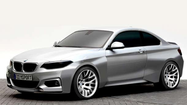 BMW M235i Racing novi trkački model