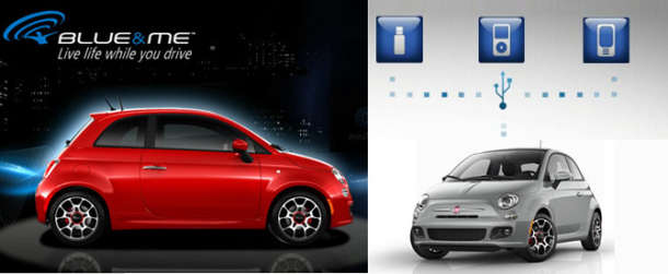 Blue&Me multimedijalni sistem za Fiat