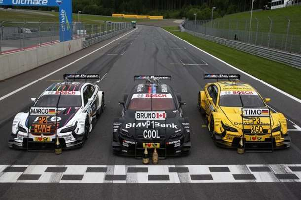 BMW Motorsport uspešan i u DTM sezoni 2013