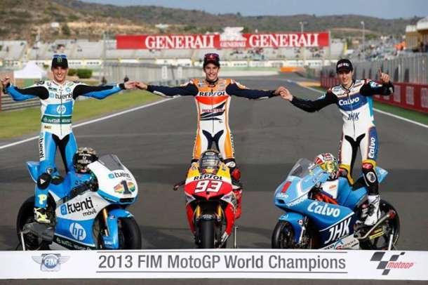 MARC MARQUEZ najmlađi višestruki rekorder u moto-sportu