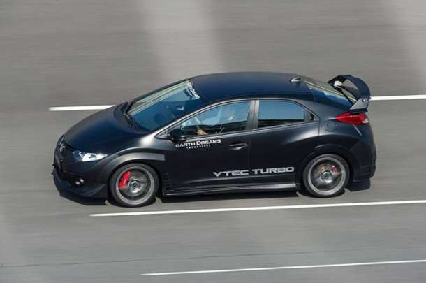 Prototip novog modela Civic Type R