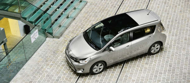 Toyota Verso za 2014. godinu