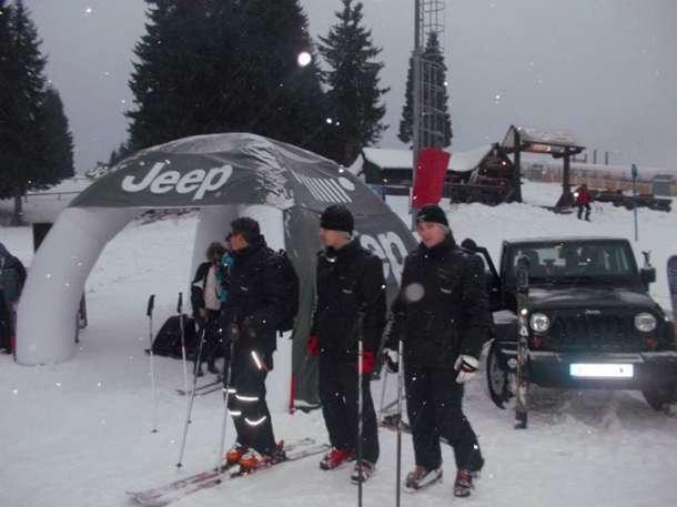 JEEP ski&party na Kopaoniku