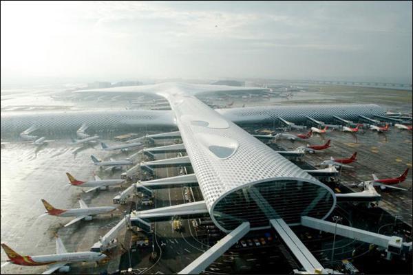 Otvoren novi terminal na aerodromu u Šenženu