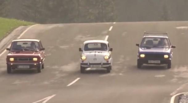 """""""Top Gear"""" na na jugoslovenski način"""