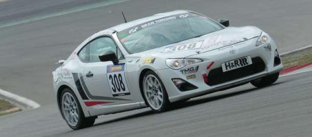 Toyota najavljuje TMG GT86 CS-R3 reli automobil