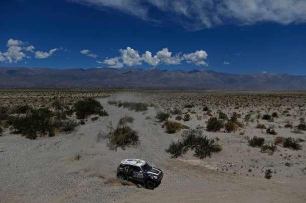 Posle 6. etape Dakara: MINI opet na vrhu!