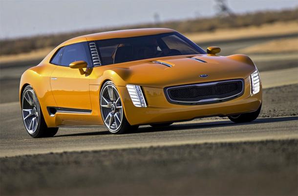 Koncept Kia GT4 Stinger šokirao Detroit