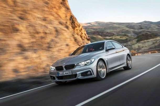 Nova BMW serija 4 Gran Coupe!