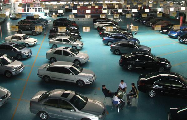Nova pravila u prodaji polovnih automobila u Kini