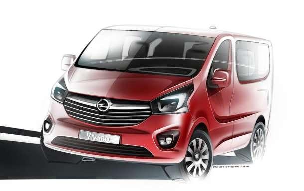 Novi Opel Vivaro!