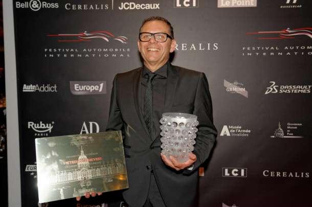 Dizajnerska nagrada 'Grand Prix' za Kijinog Petera Schreyera