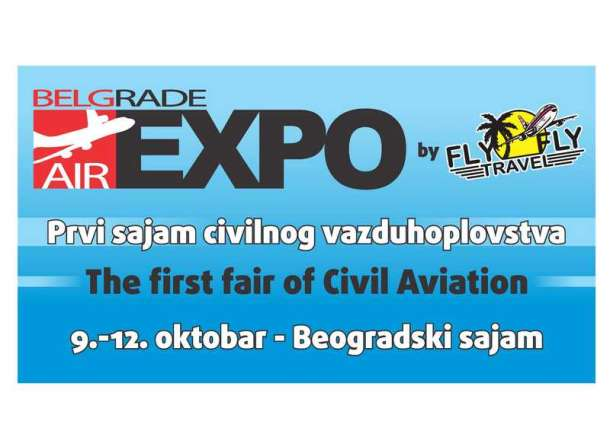 Belgrade Air Expo: Prvi Beogradski sajam civilnog vazduhoplovstva