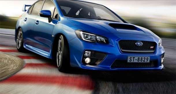 Subaru Viziv 2 koncept i novi  WRX-ST na Salonu u Ženevi