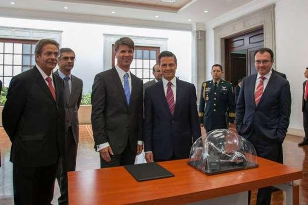 BMW Group gradi novu fabriku u Meksiku