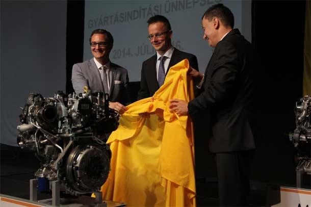 U Mađarskoj počela serijska proizvodnja najnovije porodice Opelovih motora